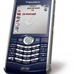 In esclusiva per Tim il BlackBerry Pear 8120