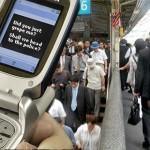 Dal Giappone l'applicativo anti-molestie