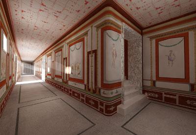 L'arte diventa high tech con le ricostruzioni virtuali