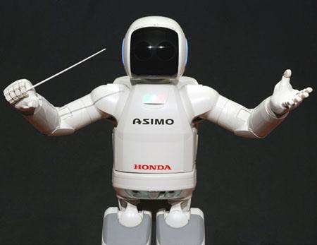 Il robot Asimo dirigerà un'orchestra