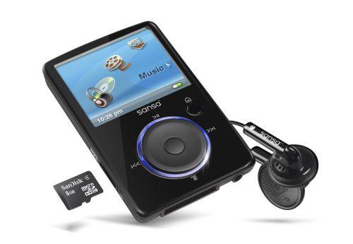 Sansa Fuze: il nuovo lettore MP3 di SanDisk