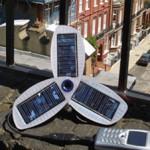 Solio, il caricabatteria ad energia solare
