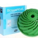 Biowashball: la sfera di lavaggio che dice no ai detersivi