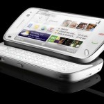 Nokia N97, il touch screen di Nokia