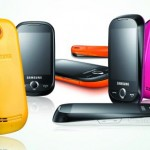 Samsung Corby: il touchscreen economico e colorato