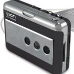 Per digitalizzare vecchie cassette audio usa USB Tape Express