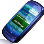 Samsung Blue Earth, il cellulare ecologico ad energia solare