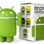 Ora realtà i mini robottini verdi di Android