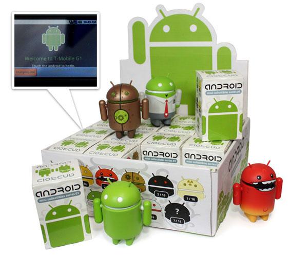 android robottini